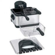 Maxam 4qt Electric Deep Fryer
