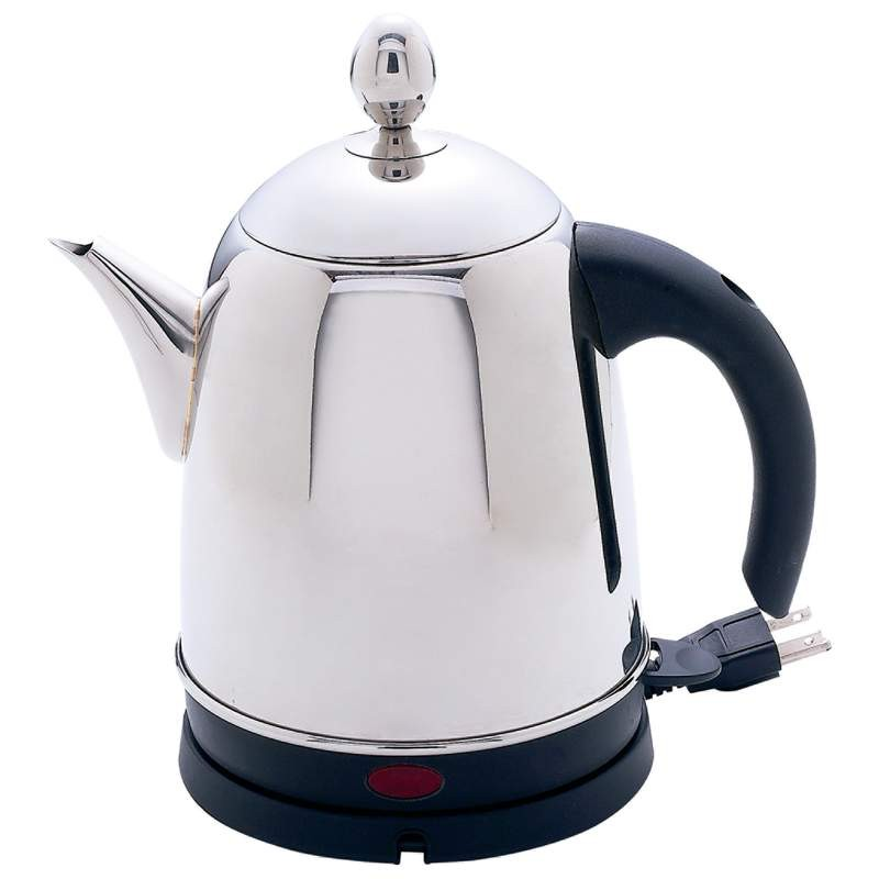 Precise Heat™ 1.6qt (1.5L) High-Quality, Heavy-Gauge Stainless Steel Electric Water Kettle